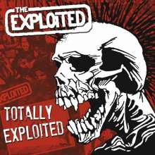 The Exploited: Totally Exploited (180g) (Limited Edition) (Colored Vinyl), 2 LPs