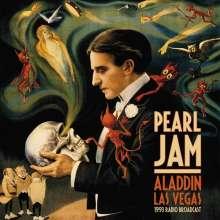 Pearl Jam: Aladdin, Las Vegas: 1993 Radio Broadcast, 2 LPs