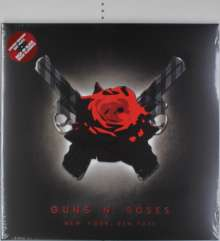 Guns N' Roses: New York, New York, 2 LPs