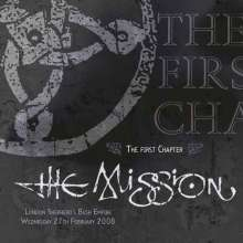 The Mission: The First Chapter (180g) (Limited-Edition) (Translucent Red Vinyl), 2 LPs