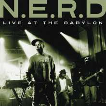 N.E.R.D.: Live At The Babylon (Limited-Edition), 2 LPs