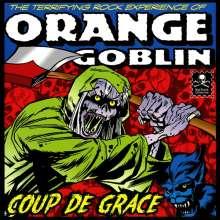 Orange Goblin: Coup De Grace (Limited-Edition) (Translucent Red Vinyl), 2 LPs