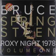 Bruce Springsteen (geb. 1949): Roxy Night 1978 Vol. 1 (Limited Edition) (Colored Vinyl), 2 LPs