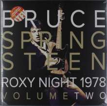 Bruce Springsteen: Roxy Night 1978 Vol. 2 (Limited-Edition) (Colored Vinyl), 2 LPs