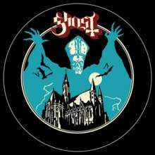 Ghost: Opus Eponymous (Picture Disc), LP