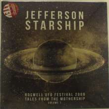 Jefferson Starship: Roswell UFO Festival 2009 - Tales From The Mothership Vol.1 (Limited-Edition) (Colored Vinyl), 2 LPs