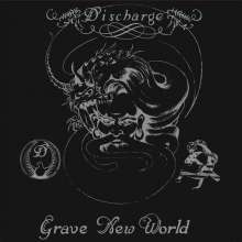 Discharge: Grave New World (Limited-Edition) (Clear Vinyl), LP