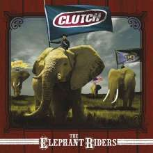 Clutch: The Elephant Riders, 2 LPs