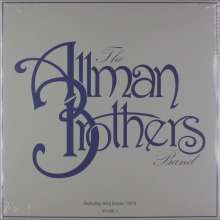 The Allman Brothers Band: The Allman Brothers Band Featuring Jerry Garcia/1973: Live At Cow Palace Vol. 3, 2 LPs