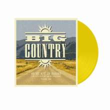 Big Country: We're Not In Kansas Vol. 1 (Yellow Vinyl), 2 LPs