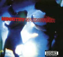Ministry: Sphinctour (Limited-Edition) (Translucent Blue Vinyl), 2 LPs