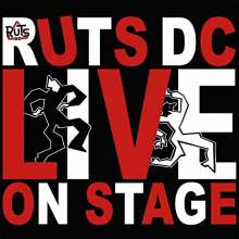 The Ruts DC (aka The Ruts): Live On Stage (Limited-Edition) (Colored Vinyl), 2 LPs