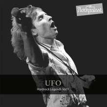 UFO: Hardrock Legends Vol. 1: Live At Westfalenhalle - Germany 1980 (Limited-Edition) (Grey Vinyl), 2 LPs