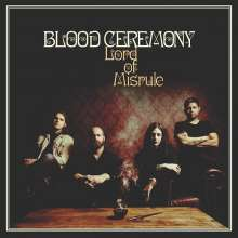 Blood Ceremony: Lord Of Misrule, CD