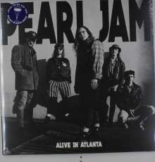 Pearl Jam: Alive In Atlanta - Live At Fox Theatre 1994 (Limited Edition) (Blue Vinyl), 2 LPs