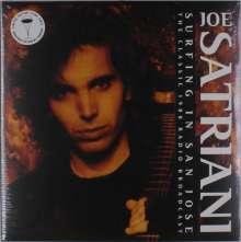 Joe Satriani: Surfing In San Jose (Limited-Edition) (Clear Vinyl), 2 LPs