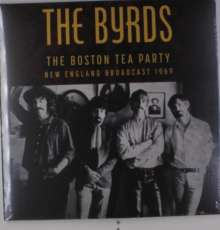 The Byrds: The Boston Tea Party, 2 LPs