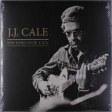 J.J. Cale: New Year's Eve In Tulsa, 2 LPs
