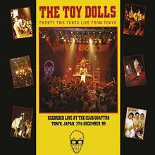 Toy Dolls (Toy Dollz): Twenty Two Tunes From Tokyo (Limited-Edition) (Yellow Vinyl), 2 LPs