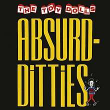 Toy Dolls (Toy Dollz): Absurd Ditties (Limited-Edition) (Yellow Vinyl), LP