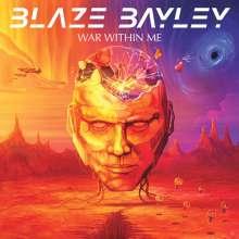 Blaze Bayley: War Within Me, CD