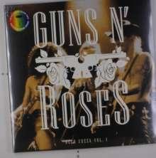 Guns N' Roses: Deer Creek 1991 Vol.1 (Limited-Edition) (Colored Vinyl), 2 LPs