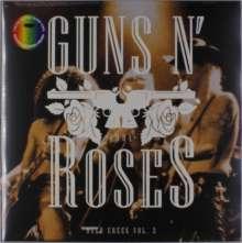 Guns N' Roses: Deer Creek 1991 Vol. 2 (Limited-Edition) (Colored Vinyl), 2 LPs