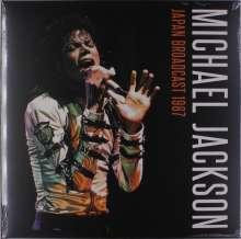 Michael Jackson: Japan Broadcast 1987, 2 LPs