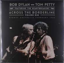 Bob Dylan & Tom Petty: Across The Borderline Vol. 1, 2 LPs