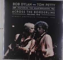 Bob Dylan & Tom Petty: Across The Borderline Vol. 2, 2 LPs