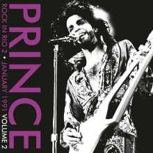 Prince: Rock In Rio 2 - January 1991 Volume 2 (Limited Edition) (Purple Vinyl), LP