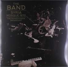 The Band: Syria Mosque 1970, 2 LPs