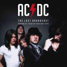 AC/DC: Paradise Theatre Boston 1978 (Limited-Edition) (Red Vinyl), LP