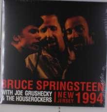 Bruce Springsteen: New Jersey 1994 With Joe Grushecky & The Houserockers, 2 LPs
