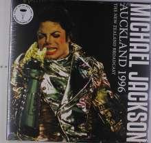 Michael Jackson: Auckland 1996 (Limited-Edition) (White Vinyl), 2 LPs