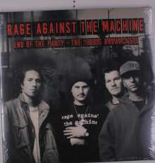 Rage Against The Machine: End Of The Party, 2 LPs