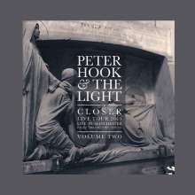 Peter Hook & The Light: Closer - Live In Manchester 2011 Vol.1 (Limited Edition) (White Vinyl), LP