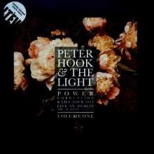Peter Hook & The Light: Power Corruption & Lies Tour 2013 - Live In Dublin Vol.1 (Limited-Edition) (White Vinyl), LP