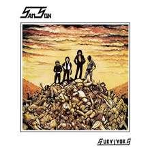 Samson: Survivors (Yellow Vinyl), LP