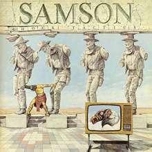 Samson: Shock Tactics, LP