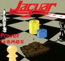 Jaguar (Metal): Power Games, CD