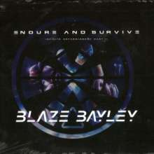 Blaze Bayley: Endure And Survive, CD