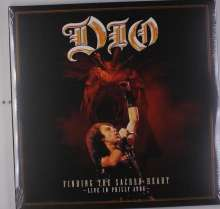 Dio: Finding The Sacred Heart - Live In Philly 1986, 2 LPs