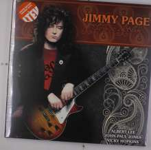 Jimmy Page: Playin' Up A Storm, LP