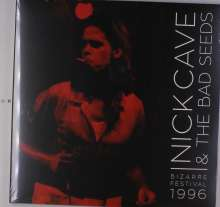 Nick Cave & The Bad Seeds: Bizarre Festival 1996 (Limited-Edition), 2 LPs