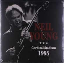 Neil Young: Cardinal Stadium 1995, 2 LPs