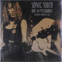 Sonic Youth: Riot In Melbourne, 2 LPs