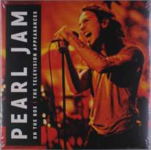 Pearl Jam: On The Box: The Television Appearances (Red Vinyl), 2 LPs