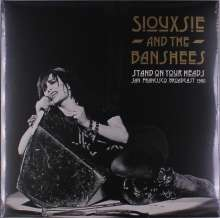 Siouxsie And The Banshees: Stand On Your Heads, 2 LPs