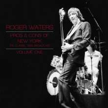 Roger Waters: Pros & Cons Of New York: The Classic 1985 Broadcast - Volume One, 2 LPs